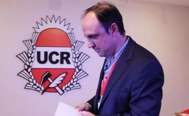 Presidente de la UCR dijo que hay