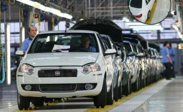 La planta de Fiat en Córdoba solo operará 7 días en septiembre