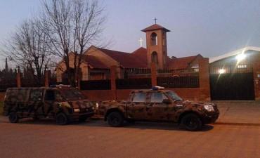 Allanaron convento en Nogoyá sospechado de torturas y privación de la libertad