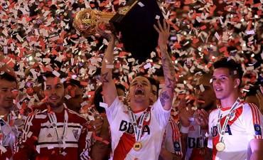 River se coronó campeón de la Recopa y logró su quinto título en dos años