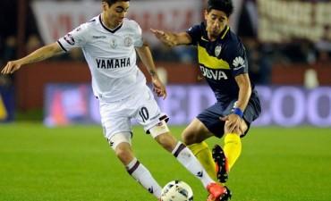 Lanús estrenó el título con un triunfo como local frente a Boca