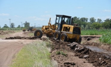 A pesar de estar en marcha la reparacion, solicitan lo mismo en caminos de Colonia Federal