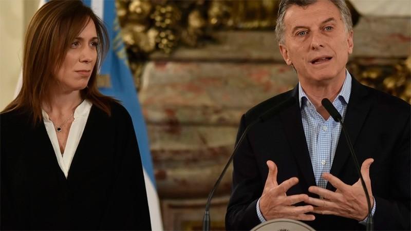Fondos: Macri instó a Gobernadores del PJ a aceptar