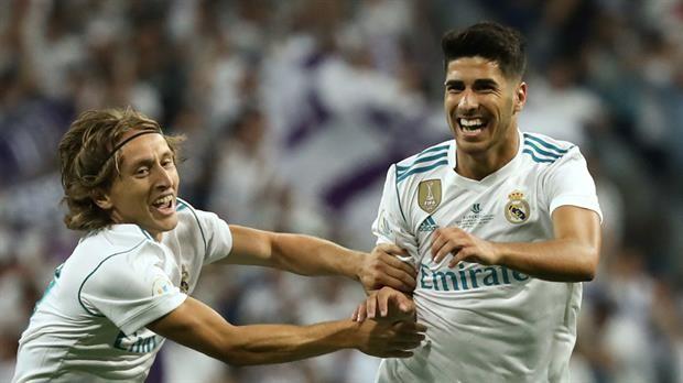 Supercopa de España: Real Madrid apabulló a un Barcelona sin reacción