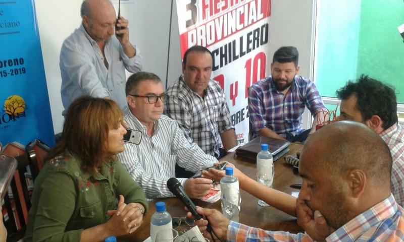 Se presentó la 3* Fiesta del Cuchillero en la ciudad de Feliciano