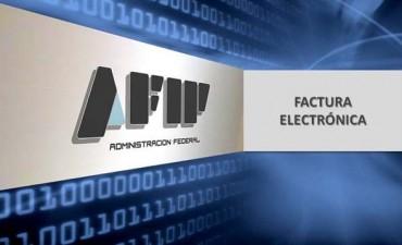 No más efectivo y sólo pago electrónico en la AFIP