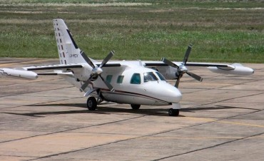 El avión desaparecido tenía las hélices modificadas para volar más tiempo