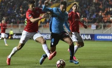 Independiente ganó en Chile y se clasificó a los octavos de la Sudamericana