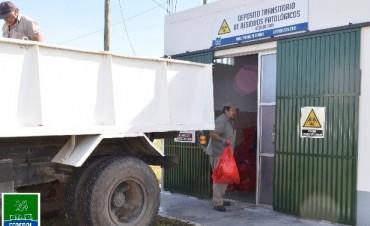 El Municipio destaca la importancia del responsable de los residuos patológicos y especiales