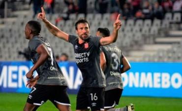Estudiantes ganó y se metió en octavos de la Copa Sudamericana