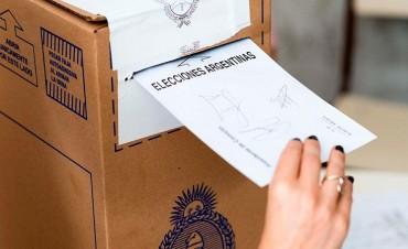 Más de un millón de entrerrianos están habilitados para votar en las PASO