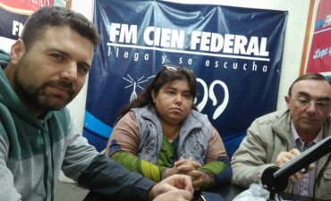 Política Departamental con Gerardo Chapino - Jose Ruben Boxler y Nancy Miranda