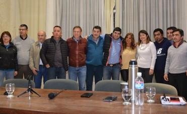 Los candidatos de Bordet prometieron no apoyar reformas clave de Macri