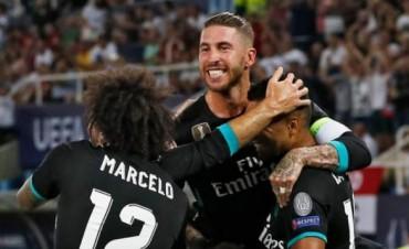 Real Madrid se coronó campeón de la Supercopa de Europa