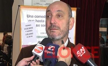 El ex ministro De la Rosa será sometido a juicio oral