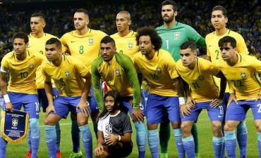 Brasil desplazó a Alemania y es el líder del Ranking FIFA
