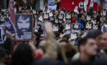 Conmovedora marcha nacional por la aparición de Santiago Maldonado