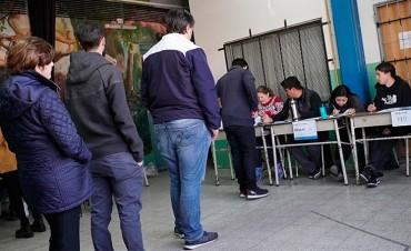 En Entre Ríos votó el 75% del padrón: En el país el promedio fue de 74%. El detalle por departamentos.