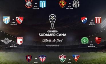 Se dio conocer el cronograma de Octavos de Final de la Copa Sudamericana