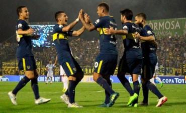 Boca apabulló a Gimnasia y Tiro de Salta y pasó de ronda en la Copa Argentina