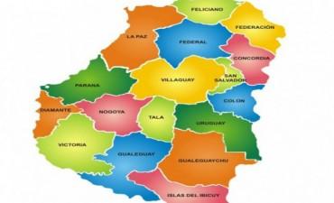 Cómo quedó el mapa electoral