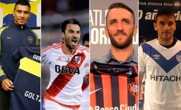 Mercado de Pases: Las principales novedades de los clubes de Primera División