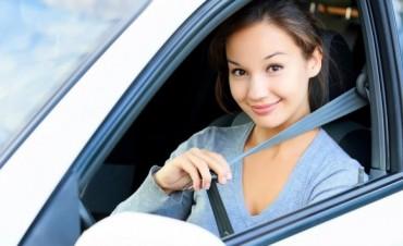 Sólo la mitad de los conductores argentinos usa el cinturón de seguridad