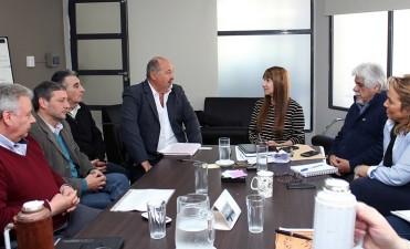 La Ministra de Salud se reunió con integrantes de Femer