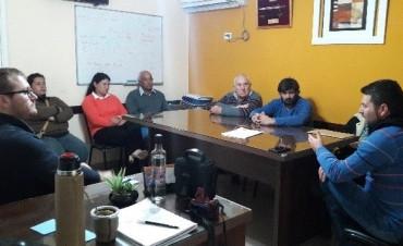 Nuevo convenio del Municipio con productores horticolas
