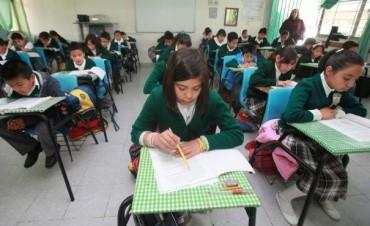 Confirmaron que las pruebas Aprender y Enseñar se tomarán el 7 de noviembre