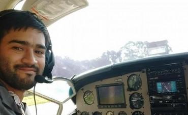 La familia de Matías Ronzano, el piloto del avión, iniciará acciones legales: