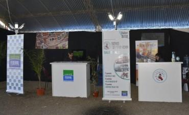 El Municipio tuvo su participación  Institucional en la Expo de Federal