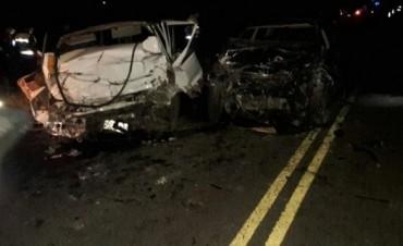 Accidente fatal: Dos fallecidos y dos heridos en ruta entrerriana