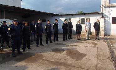 Federal : Acto en conmemoración a todos los caídos en el cumplimiento del deber