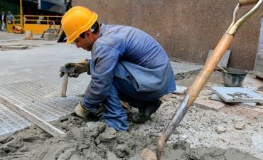 El empleo en la construcción creció un 10,5 por ciento en Entre Ríos