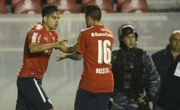 Independiente comenzó el campeonato con un triunfo ante Huracán