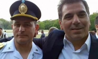Apareció Oscar Alvarenga, el asesor de Cristian Ritondo