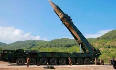 El alcance del misil de Corea del Norte que amenaza con cruzar la línea roja
