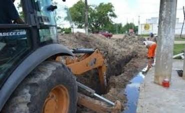 C.Bernardi : Cotejo de Precios para la construcción de colectoras cloacales