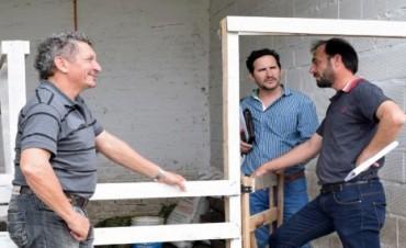 Se proyecta una sala de faena en la Escuela Agrotécnica de Federal