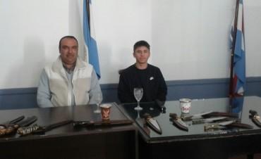 Villaguay recibió a la Fiesta del Cuchillero 2017