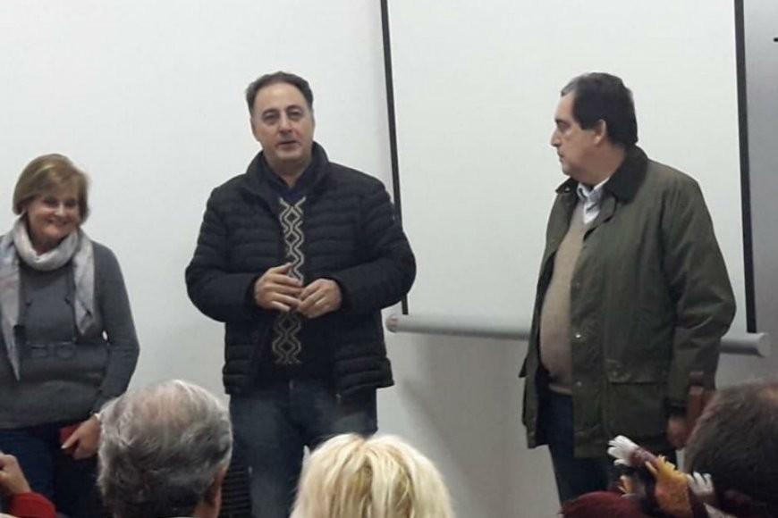 Diputado nacional se postula para presidir la UCR entrerriana