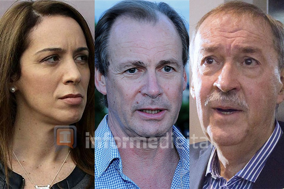 Clarín difunde encuesta de imagen de todos los gobernadores