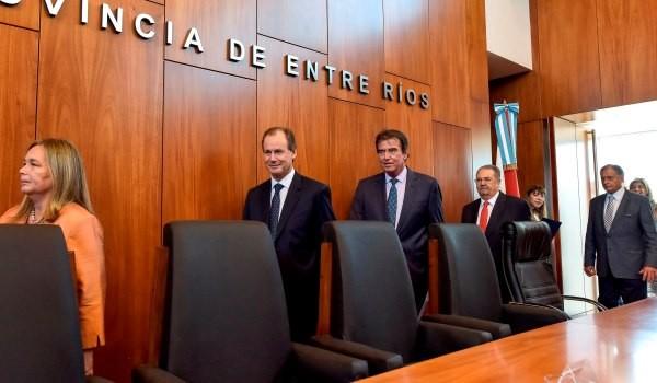 El enigma por cómo se reparte la torta en el Poder Judicial entrerriano