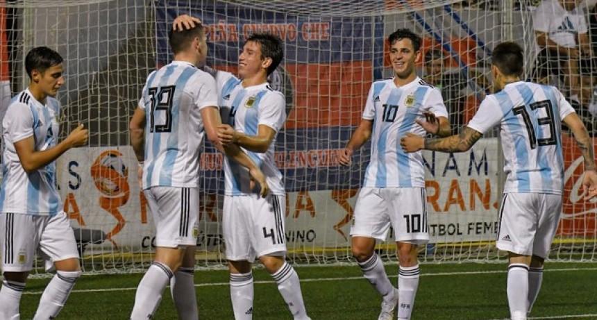 Argentina consiguió su segundo triunfo en el Torneo de L´Alcudia