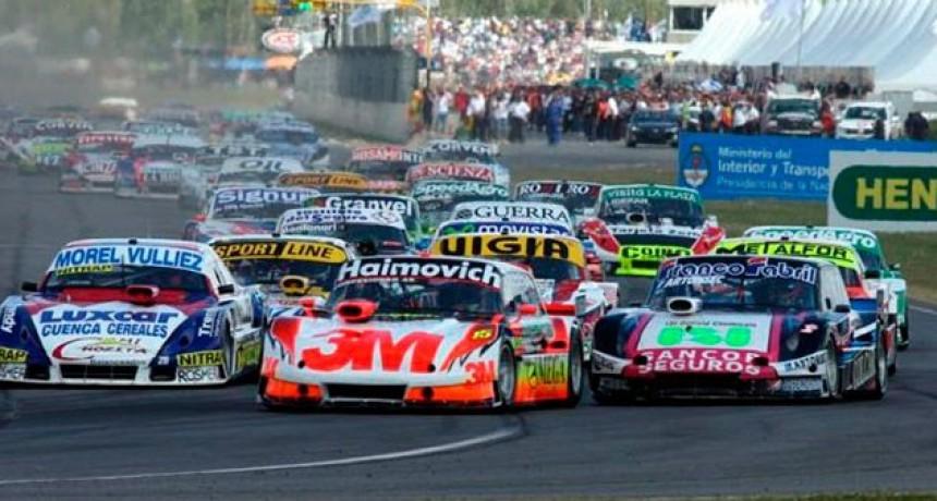Werner largará en la primera fila de los 1000 km del TC en Buenos Aires