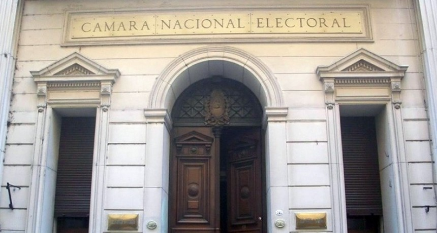 La Justicia Electoral nacional revocó la intervención del PJ
