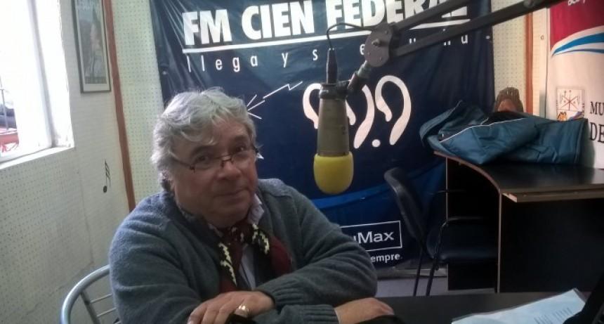 Distinción Provincial para el federalense Luis Arturo Luna