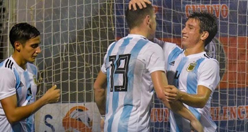 Nueva victoria de la Selección Argentina Sub 20 en el Torneo L'Alcúdia