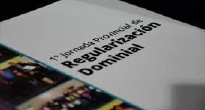 """PERSONAL MUNICIPAL PARTICIPÓ DE LA """"I JORNADA DE REGULARIZACIÓN DOMINIAL"""" EN CONCORDIA"""